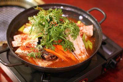 料理ごとに異なるヤンニョム!韓国料理「味音(みそり)」。
