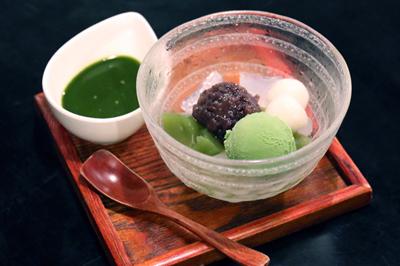 カテキン効果でキレイ&元気!日本茶カフェ「茶々工房」。
