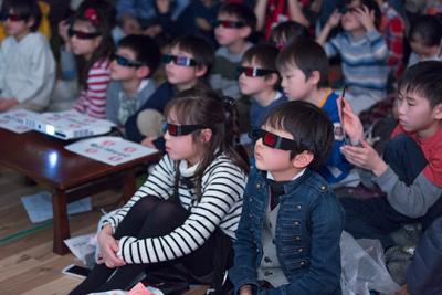 親子で楽しむ「高田馬場☆冬の宇宙教室」開催レポート。