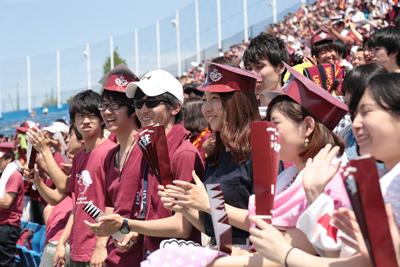 2015年六大学春季リーグ戦で早慶戦を見てきたよ。
