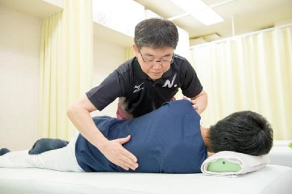 腰痛改善体験