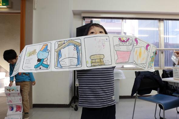 絵本作り教室
