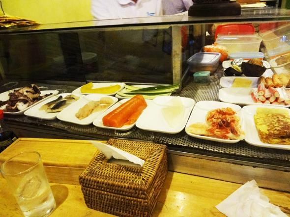 日本食もあるよ