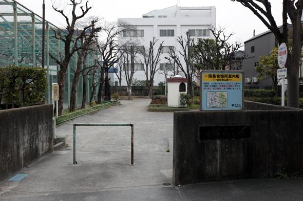 宮田橋公園は穴場