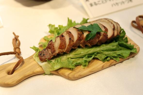 鶏むね肉の薫製