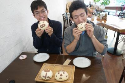 """ヒトマチ教室第5弾""""お絵かきメロンパン作りを学ぶ"""""""