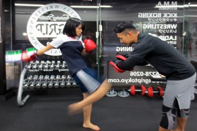 """ヒトマチ教室第16弾!""""格闘技トレーニングを学ぶ"""""""
