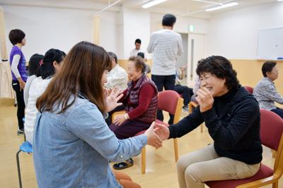 """ヒトマチ教室第20弾""""手話と認知症への理解で、マチに優しい人になり方を学ぶ。"""""""