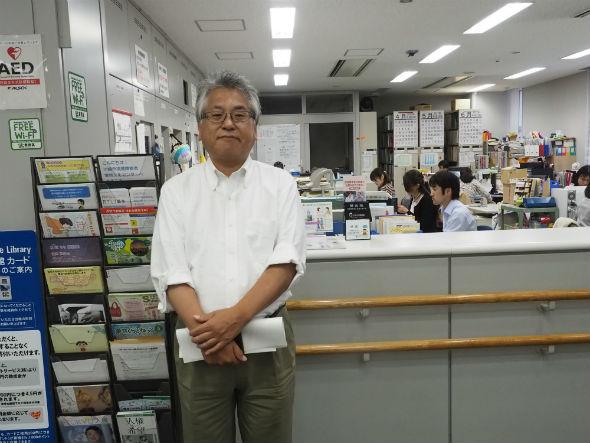 日本点字図書館伊藤さん