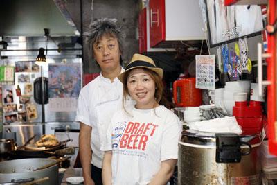 中華料理店なのにカレーでテレビに出まくっている「玲音」。